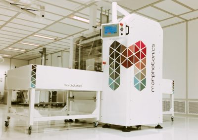 Morpho Portis stand alone R2P nanoimprint equipment
